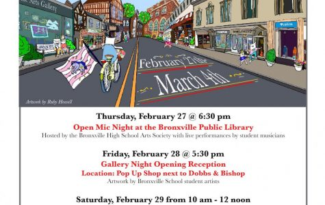 Leap Into March Arts Festival