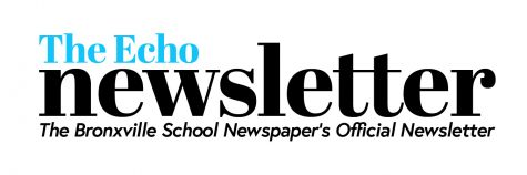 Subscribe to the Echo Newsletter!