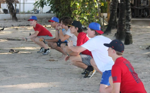 Dominican Republic Baseball Trip