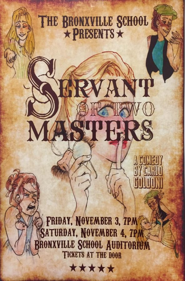 The Bronxville High School's Performance of Servant of Two Masters