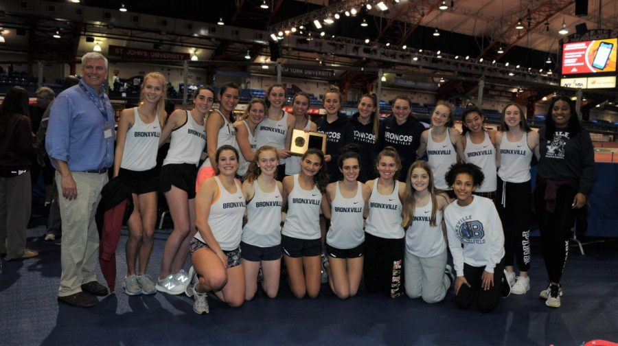 Bronxville Girls' Indoor Track & Field