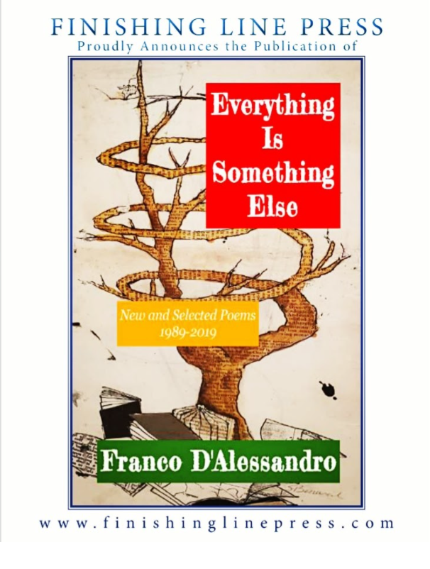 Interview+With+Mr.+D%E2%80%99Alessandro+on+his+New+Book%3A+Everything+is+Something+Else