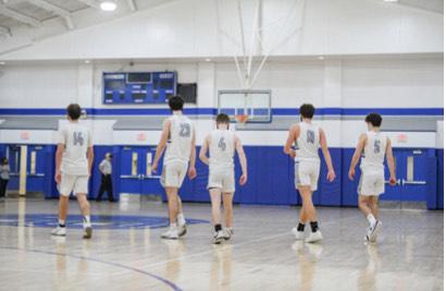 Bronxville Varsity Boys Basketball Season