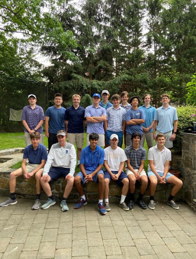 Bronxville Boys Varsity Golf 2021 Season
